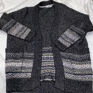 Victoria secret wool cardigan